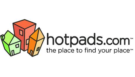 Hotpads.com লোগো